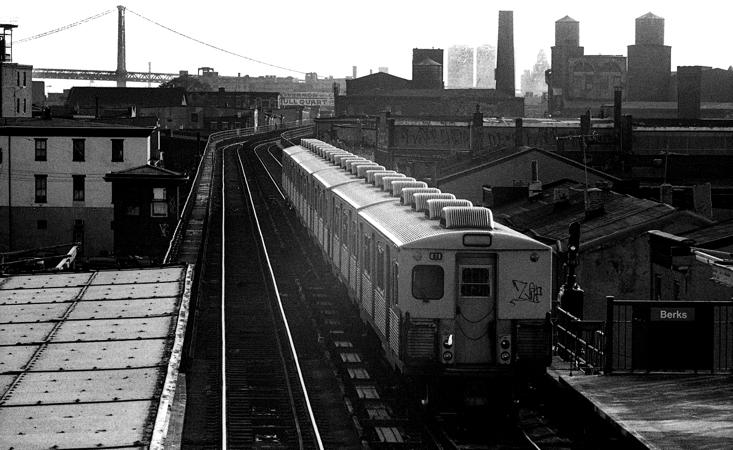 Market Frankford Line - 01