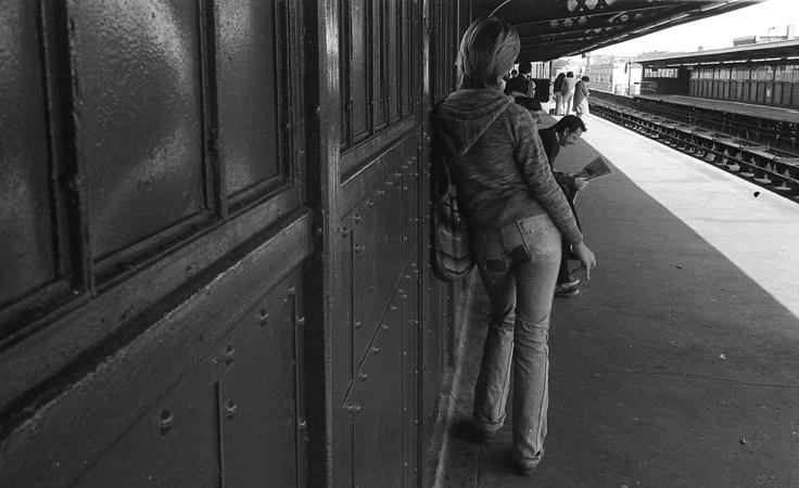 Market Frankford Line - 06