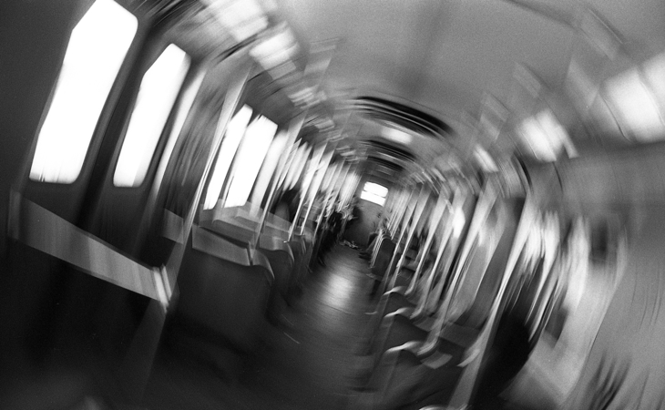 Market Frankford Line - 09