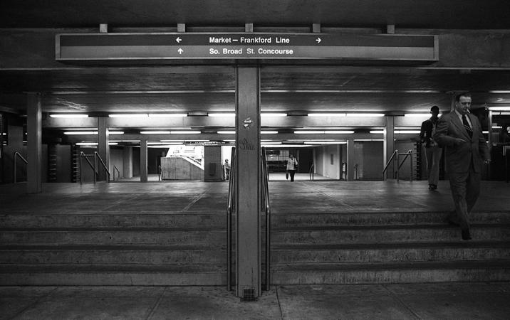 Market Frankford Line - 25