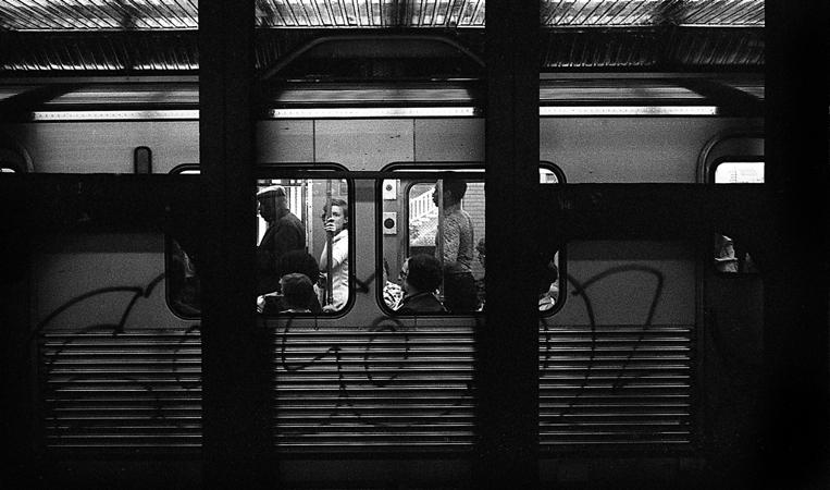 Market Frankford Line - 86