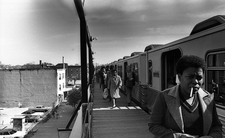 Market Frankford Line - 96